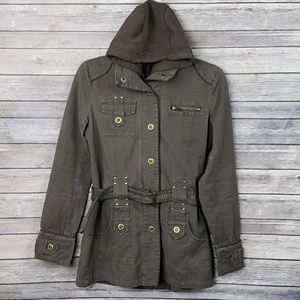 Utility Jacket by Coffee Shop